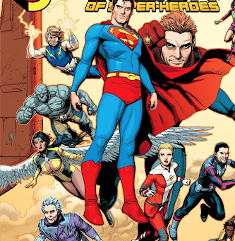 Long Live The Reviews! (Superman and the Legion of Super-Heroes Review)