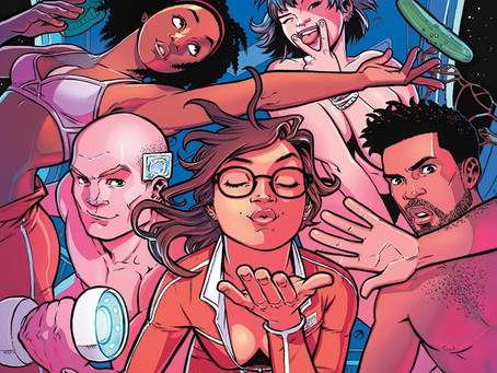 Money Shot is the Smartest and Sexist Comic You Need to Read