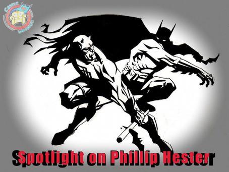 Spotlight on Phillip Hester