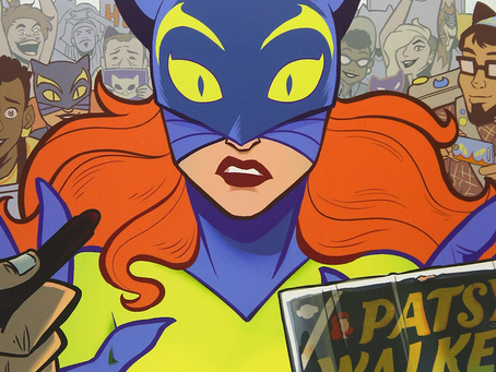 What's New Patsy Cat (Patsy Walker, A.K.A. Hellcat Vol.1 Review)