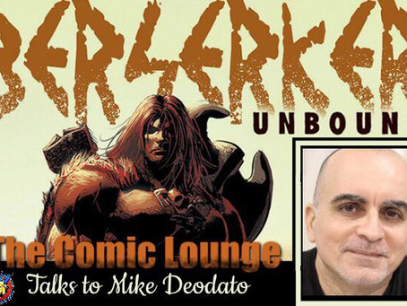 Unbound with Mike Deodato