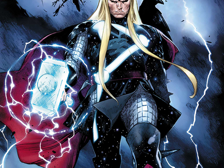 What Is The Black Winter? (Thor #1 Review)