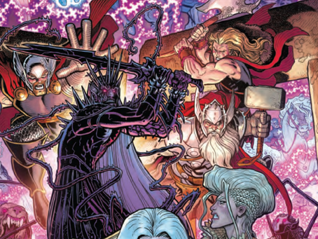 War of the Realms #6 (Review):The Mother of Storms