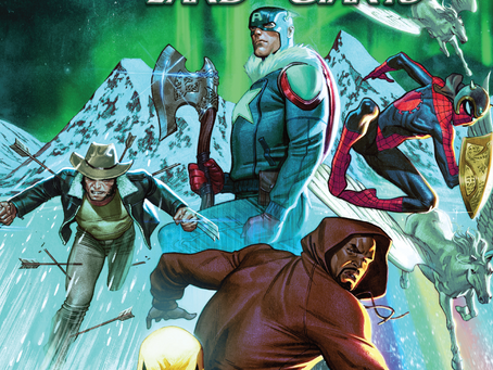 WotR: Strikeforce - The Land Of Giants #1(Review): Peter Parker, Pet Psychic to the Stars