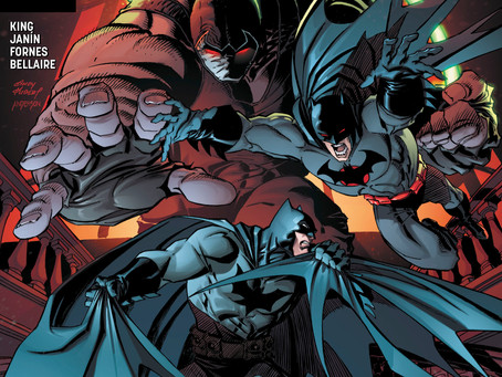 Batman #71 (Review): The Fall and The Fallen Pt.2