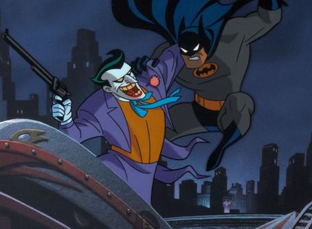 Alan Burnett Talks About Batman: TAS and More