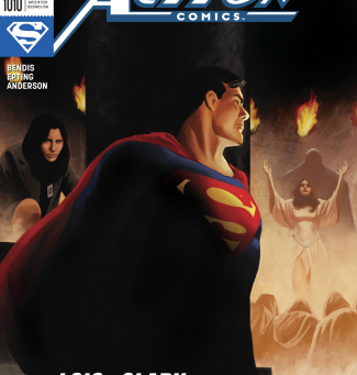 Action Comics #1010 (Review) Superman Undercover