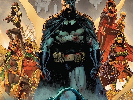 The Bat and Cat Forever (Batman #85 Review)