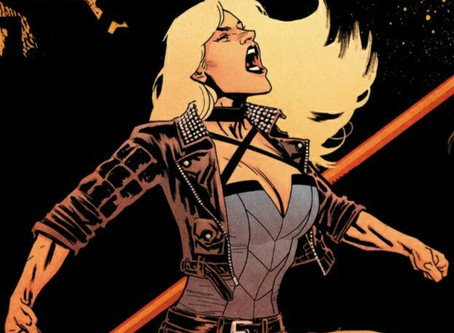 Why We Need A New Black Canary Book