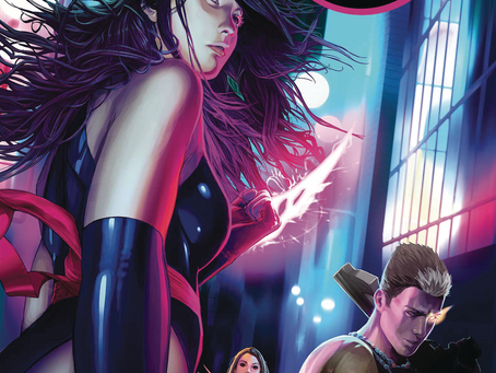 No Patience For Peace (Fallen Angels #1 Review)