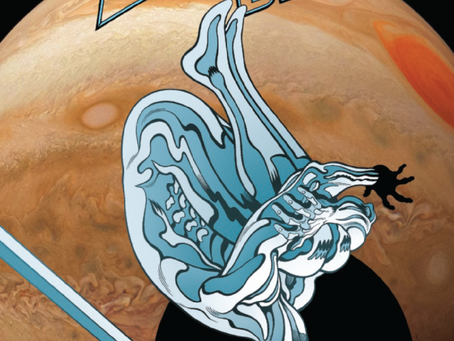 The Atmosphere Of Zero Gravity (Silver Surfer Black #2 Review)