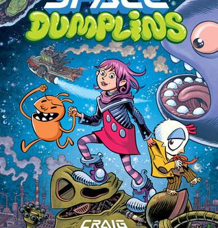 Space Dumplins by Craig Thompson (Review)
