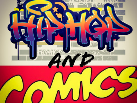Hip-Hop & Comics: The Connection