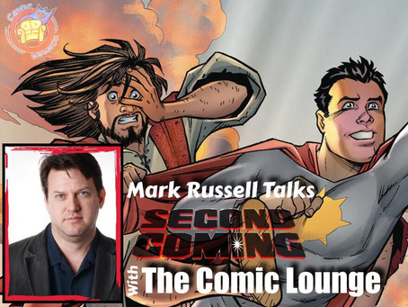 Talking Second Coming with Mark Russell