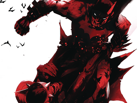 The Batman Who Laughs #6 (Review): The Knight Is Dark and Full of Terrors