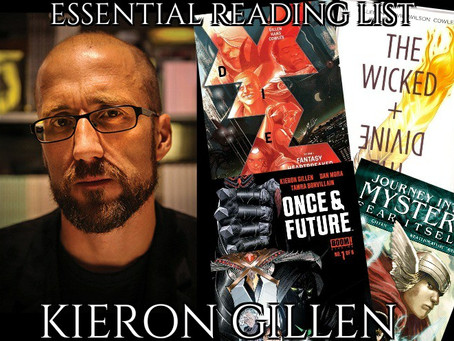 Reading List: Best of Kieron Gillen