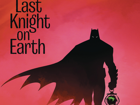 Batman: Last Knight on Earth #1 (Review): The Last Batman Story