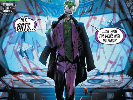 Batman #95 (Review)