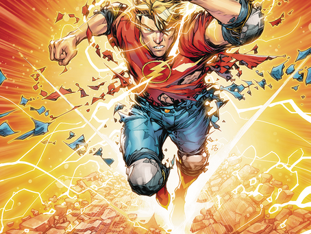 Flash #71 (Review): The Once and Future Flash