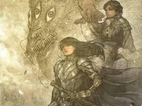 Monstress: Book One (Review)
