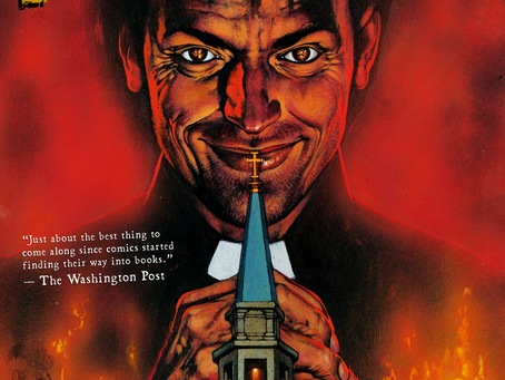 In the Land of God and Monsters, there was Preacher (Preacher Book 1 Review)