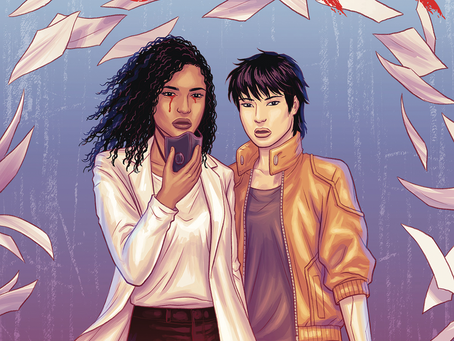 A World Divided By Fear (20XX #1 Review)