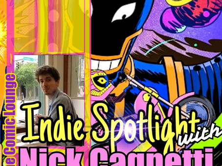 Indie Spotlight: Nick Cagnetti