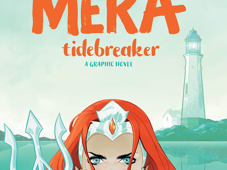 A Review Amongst The Waves (Mera: Tidebreaker Review)