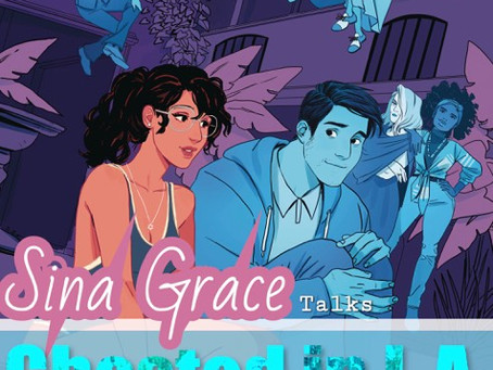 Talking GHOSTED IN LA with Sina Grace