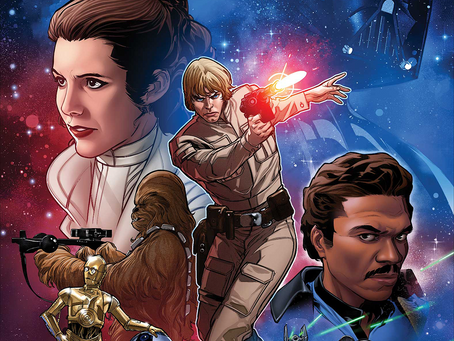 You Can't Keep A Good Jedi Down (Star Wars #1 Review)