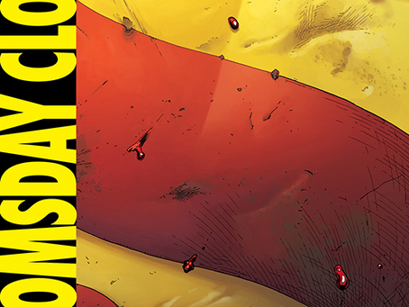 It All Begins With A Child (Doomsday Clock #12 Review)