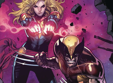 Captain Marvel #17 (Review)