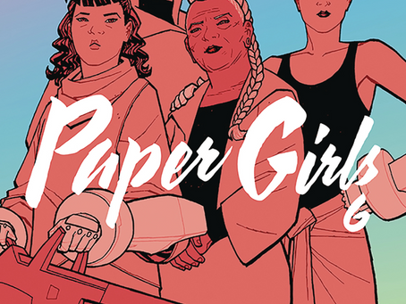 All About That Paper, Girl (Paper Girls Vol 6 Review)
