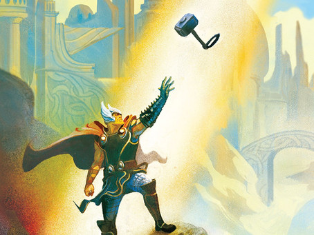 My God Wields a Hammer (Thor #15 Review)