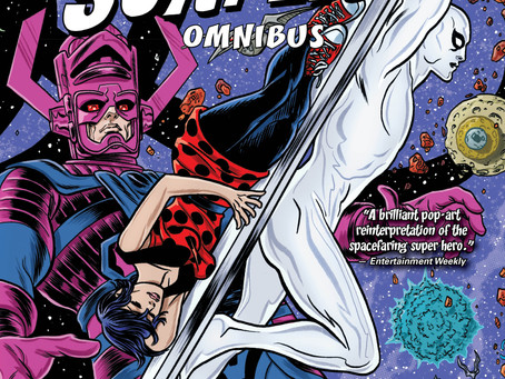 Every Dawn has it's Silver Lining (Silver Surfer Omnibus Review)