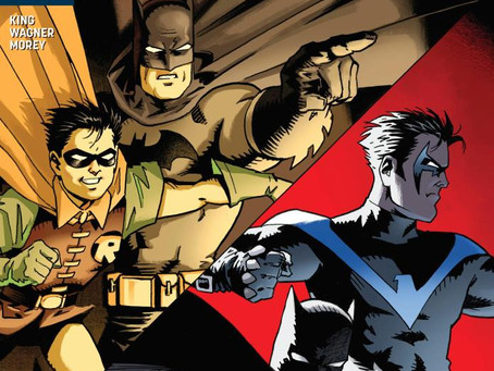 Batman #54 (Review): Dynamic Duo Back Together Again