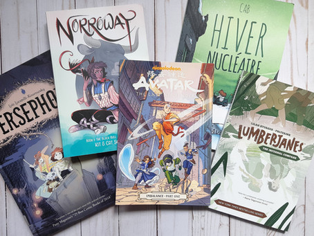 Comics For All Ages: Gen's Picks