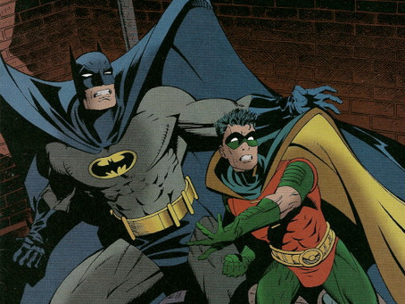 Graham Nolan: Legendary Batman Artist and Co-Creator of Bane