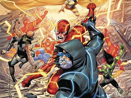 The Final Showdown(Flash #86 Review)