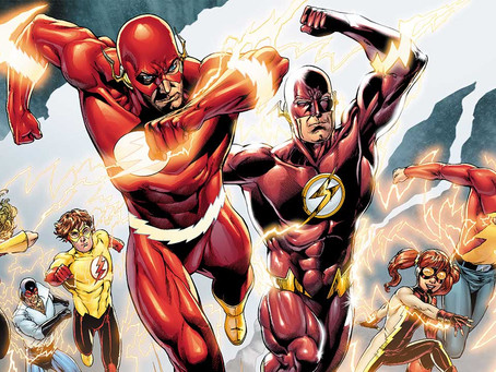 History of The Flash: 80 Years & Counting