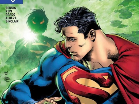 Superman #6 (Review): Standing Still