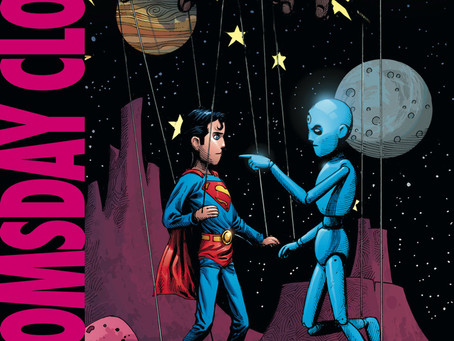 Doomsday Clock #8 (Review): A World On The Verge Of War