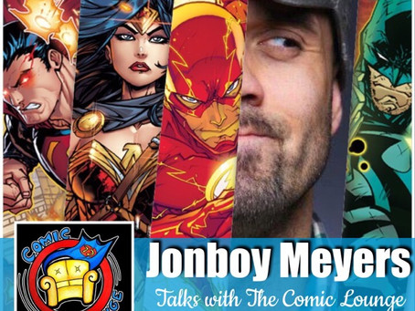 Jonboy Meyers Talks Past Work and What The Future Holds