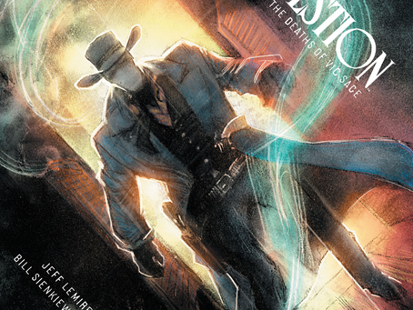 The Man With No Face (The Question: The Deaths of Vic Sage #2 Review)
