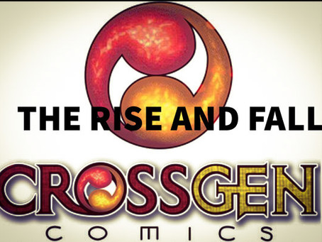 CrossGen: The Rise and Fall