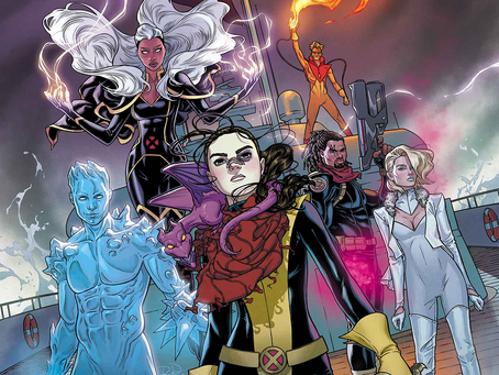 The Red Queen Of The Seas (Marauders #1 Review)