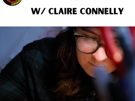 Indie Creator Spotlight: Claire Connelly