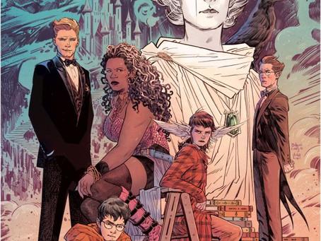 Sandman Universe #1 (Review)