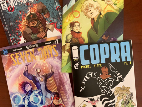 Catching Up on Last Week's Indies: Seven Days, Mountainhead, Necromancer's Map, and Copra