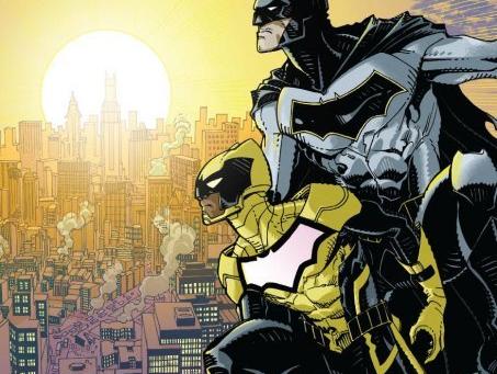 Character Spotlight: Duke Thomas (Batman and the Signal Review)